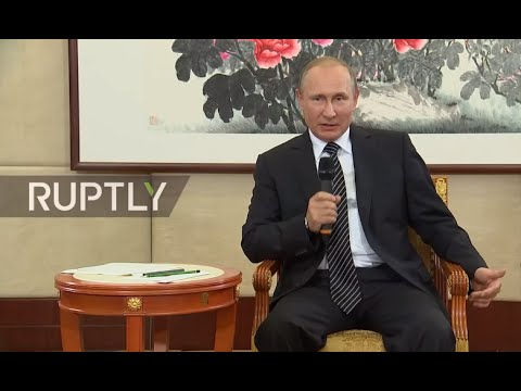 LIVE: Putin holds press conference following G20 summit - ENGLISH