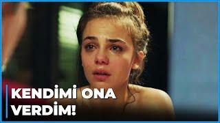 Ceren, Cenk'le Birlikte Olduğunu Ağzından Kaçırdı! - Zalim İstanbul 4. Bölüm