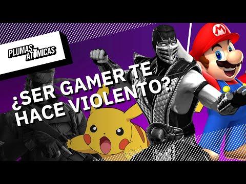 ¿Los videojuegos te hacen una persona violenta?│Mitos Sociales Ep. 2
