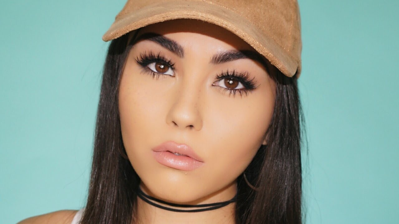 Download Madison Beer Inspired Everyday Makeup Tutorial with DIY Faux Freckles | Roxette Arisa