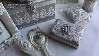 Свадебный набор для большой свадьбы