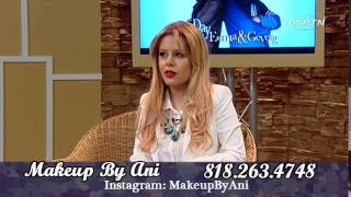 MakeupbyAni interview on Artn Shan't Tv New Day Thumbnail