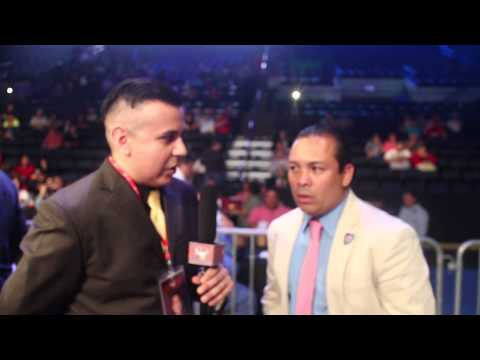Carlos Hernandez interview 3.11.15