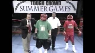 Tough Crowd - Kevin Hart vs. Colin Quinn in Boxing