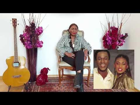 Marcia Barrett Of Boney M  -  2021 INTERVIEW
