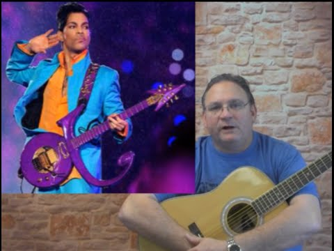 Purple Rain on ChordBuddy