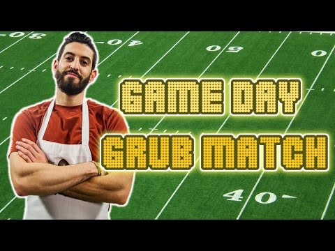 The Ultimate Competition: PepsiCo Game Day Grub Match | Finger Foods