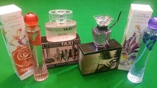 видео Женская парфюмерия