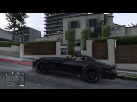 Grand Theft Auto V [ Lenny Avery ] Properties Locations.