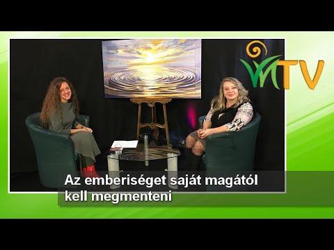 Az emberiséget saját magától kell megmenteni - Lénárt-Szigeti Katalin, Horányi Ágnes