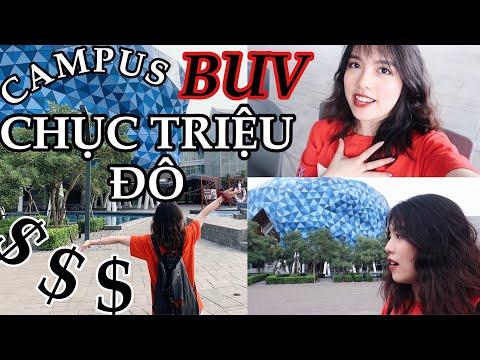 ĐẠI HỌC HỌC PHÍ 700 TRIỆU CÓ GÌ? | British University Vietnam | de Mẫn Nhi (SEASON 2: VIETNAM)