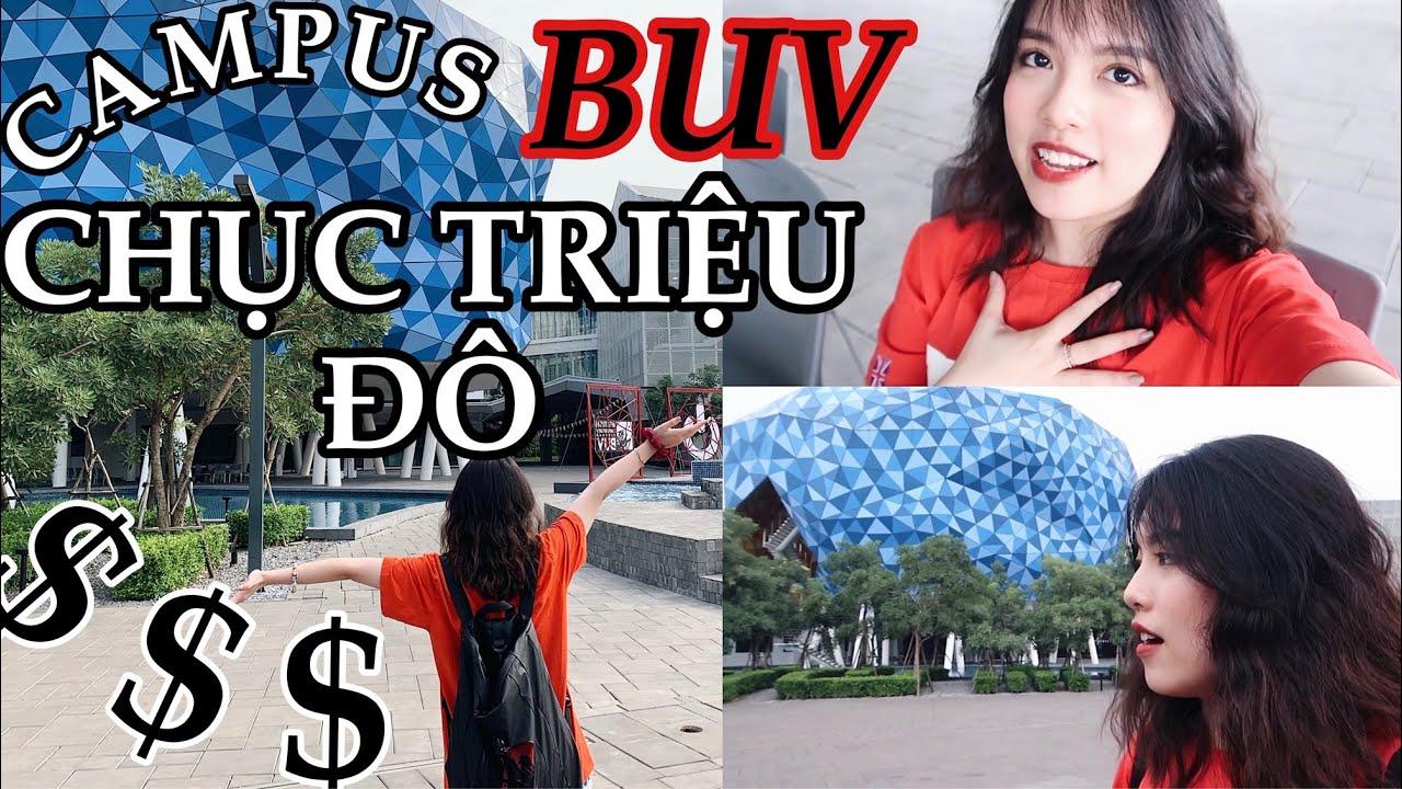 ĐẠI HỌC HỌC PHÍ 700 TRIỆU CÓ GÌ? | British University Vietnam | de Mẫn Nhi