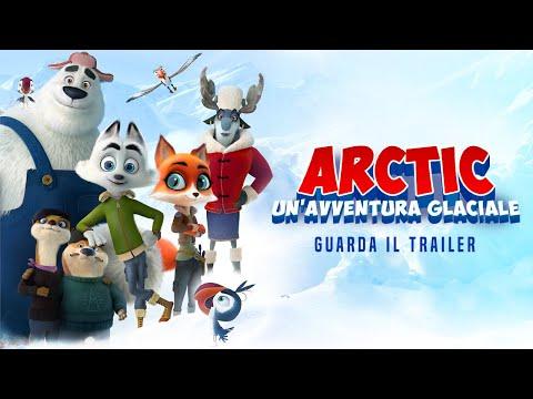 ARCTIC: UN'AVVENTURA GLACIALE Trailer ufficiale - 12 Marzo al cinema