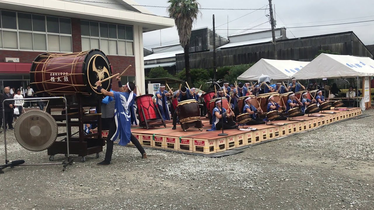Traditional Japanese Taiko Performance