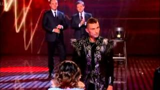 AARON CROW - BRITAIN'S GOT TALENT 2013 SEMI FINAL  PERFORMANCE