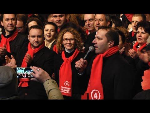 Спасовски: Ќе има правда и живот за сите