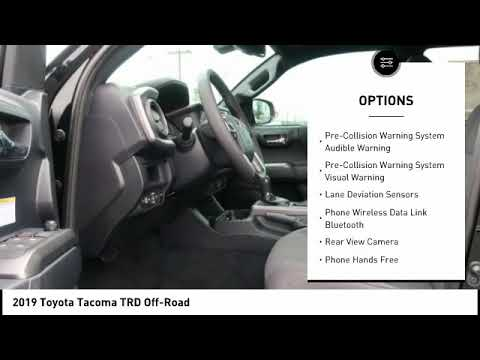 2019 Toyota Tacoma Hendersonville NC 19T0597
