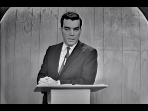 WPRO Channel 12  - 11th Hour News with Bob Wallace (1965)