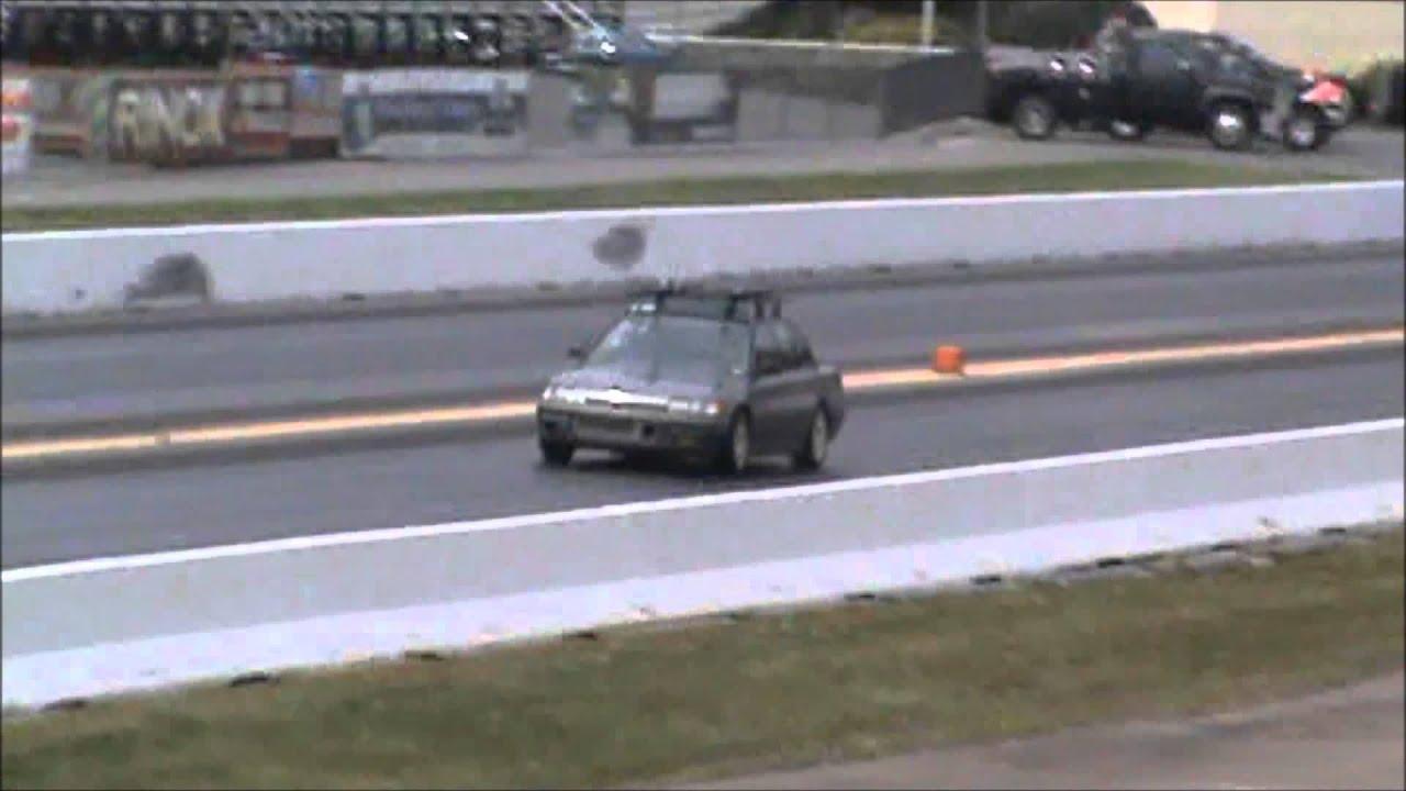Surje Imw Awd Lsvtec Turbo Ef Sedan Maple Grove Raceway