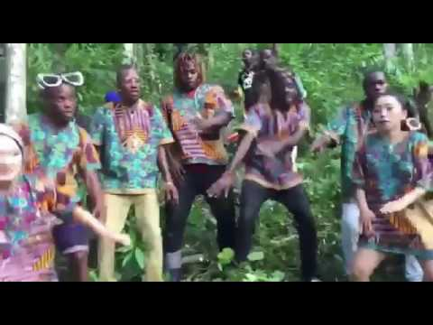Chi chin Ching - new Dance song 2017' (shockwave) Dance Move By Gabbidon 2017