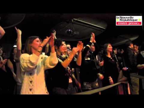 VIDEO. Poitiers : iPod Battlle, grande finale au Meteo