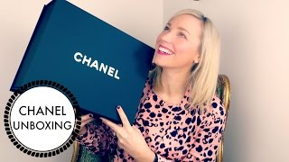 The wait is over...Chanel Unboxing!!