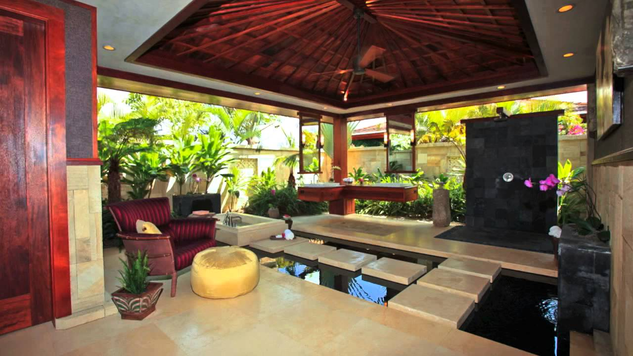 Beautiful Homes In Hawaii $18.5 Million Hawaii Luxury Home Auction Hualalai Resort  Youtube