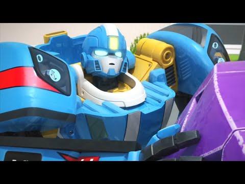 Protect The City -102 | Tobot Galaxy Detective Season 1  | Tobot Galaxy English | Full Episodes