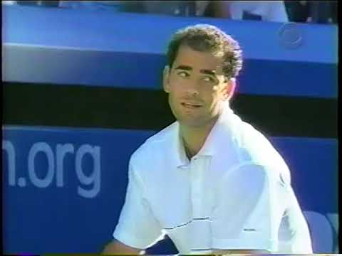 Sampras Vs Agassi US Open 2002