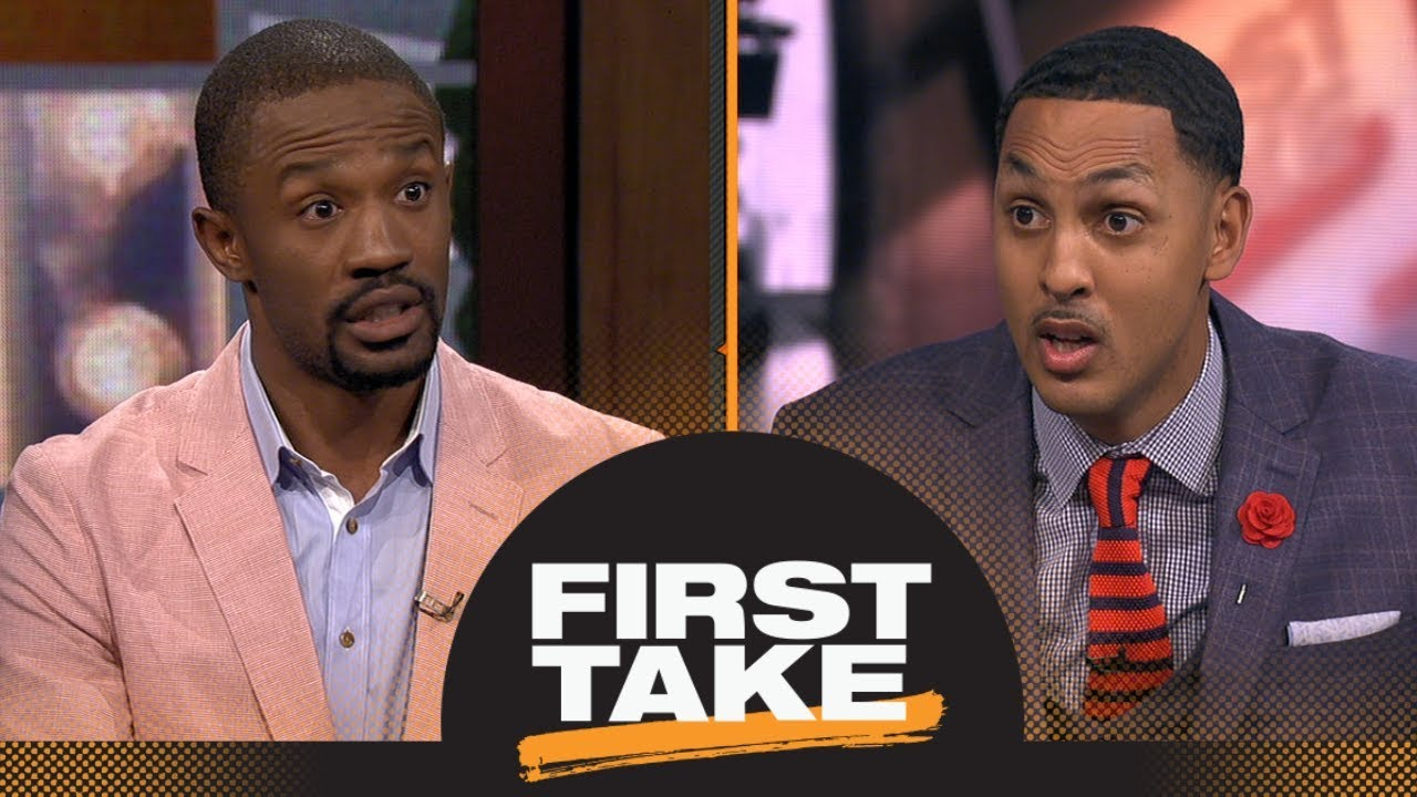 First Take debates if LaVar Ball will get Lonzo Ball traded from the Lakers | First Take | ESPN
