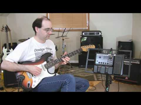 Roland Guitar Synth GR-20 - Review
