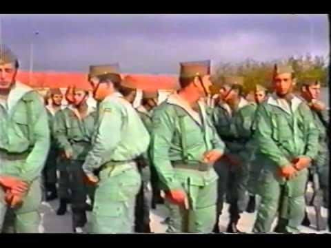 Cuarta Bandera De La Legion | Alta Remplazo 5 91 La Legion 1 4 Youtube