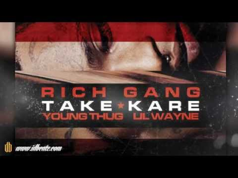 Young Thug Ft. Lil Wayne - Take Kare (Instrumental) | Reprod By.idbeatz