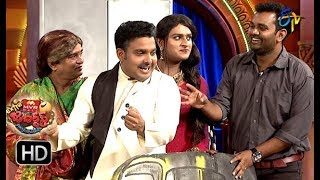 Sudigaali Sudheer Performance | Extra Jabardasth | 7th September 2018 | ETV Telugu