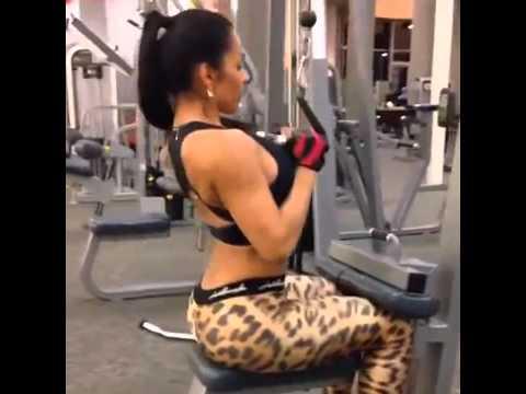 nina mercedez workout