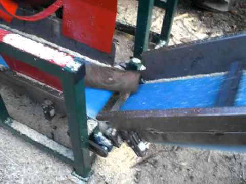 Fabelhaft Brennholz Doppelsäge ** Sägeautomat zum Verkauf !!! - YouTube #WE_92