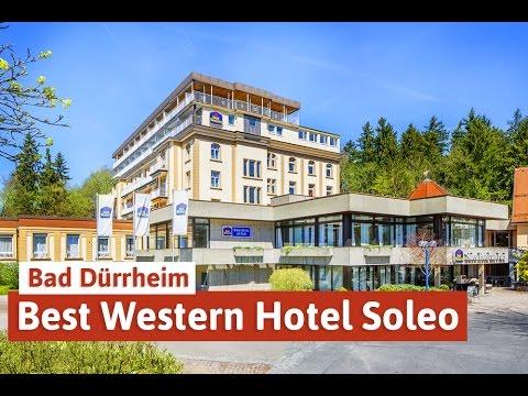 wellness in bad d rrheim best western soleo hotel am kurpark youtube. Black Bedroom Furniture Sets. Home Design Ideas