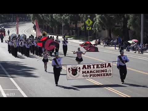 Artesia HS - Glorious Victory - 2018 Riverside King Band Review