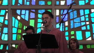 020920 - Offertory - What Love is This - Chris Loumis
