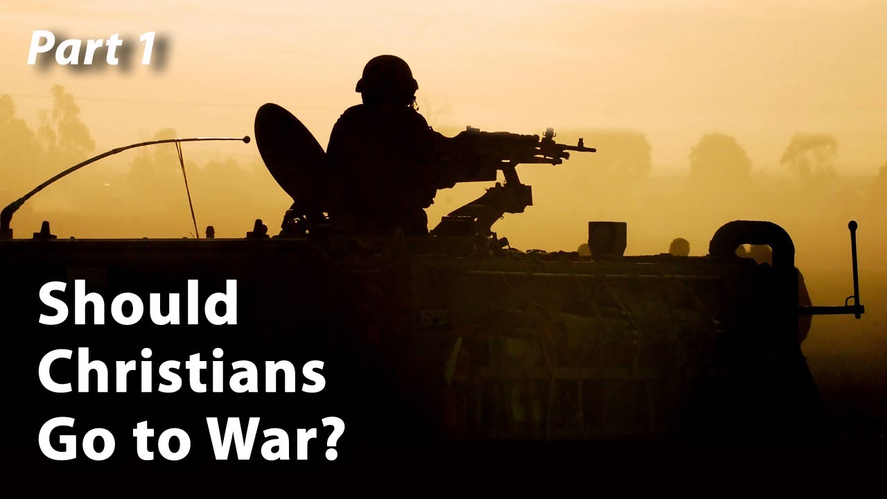 Why do Christians fight in wars?