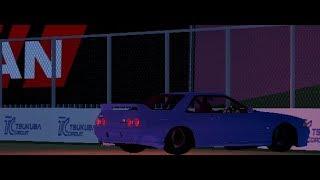 Roblox | Nissan Skyline r32 [EUROBEAT]