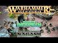 Warhammer: Age of Sigmar Battle Report - Ep 45 - NEW Idoneth Deepkin vs. Grand Host of Nagash