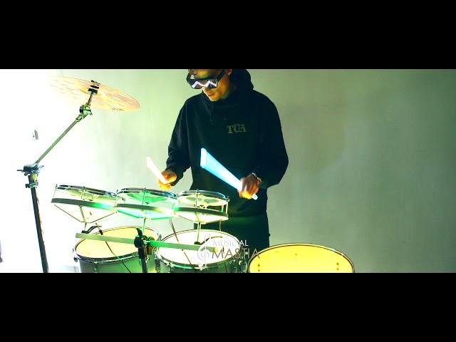 🥁 Percusion Live | Barra Libre | Percusion Luz | Musical Mastia 🟢
