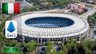 Serie a stadiums