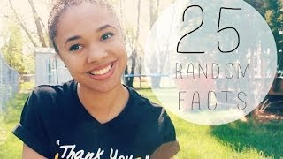 25 Random Facts About Me Thumbnail