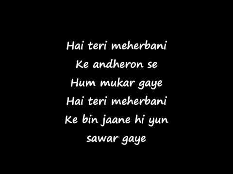 Meherban-Lyrical Video-The Shaukeens