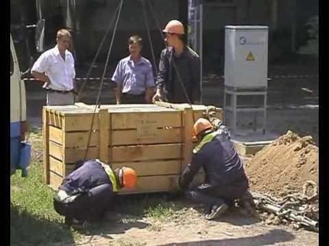 Монтаж «Менделеевец»-МКГ (Химсервис)