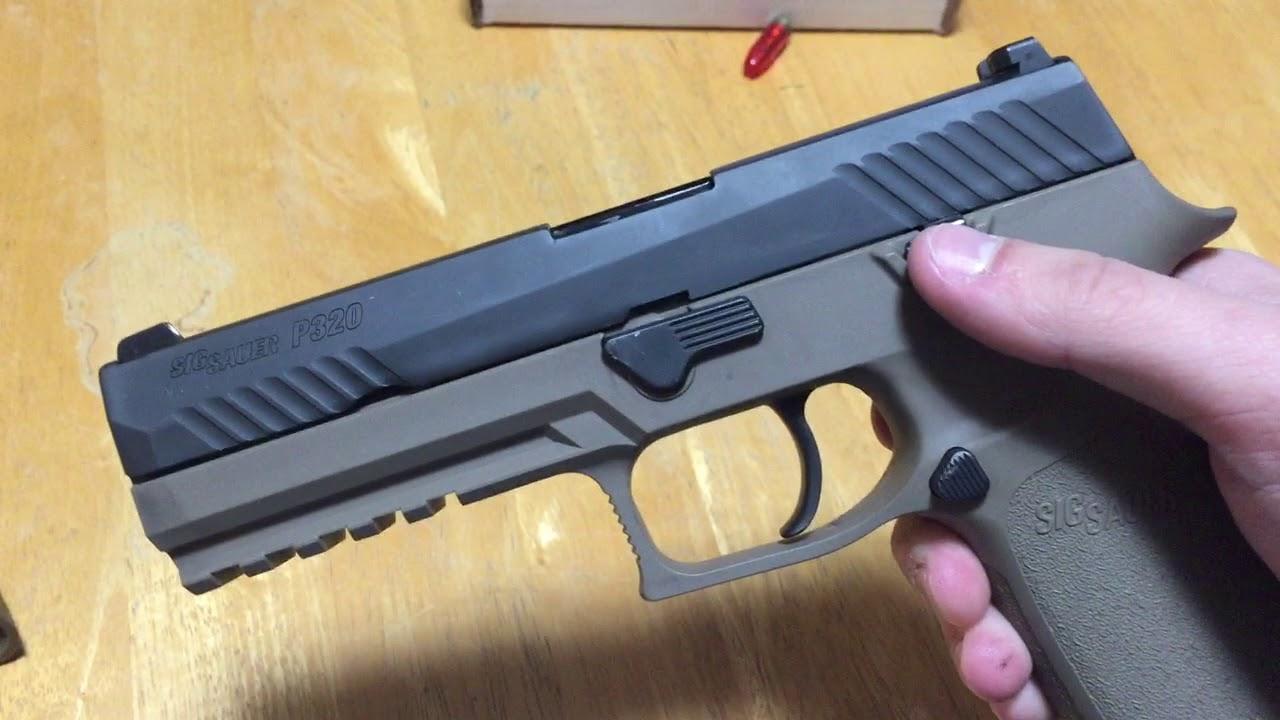 Beretta Apx Vs Sig P320 Vs Glock 19x