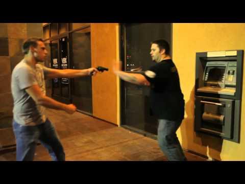 Krav Maga ATM Attack