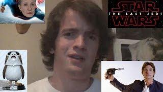 DISNEY™'S STAR WARS™: THE LAST JEDI™ (SPOILERS!) MOVIE REVIEW/RANT!
